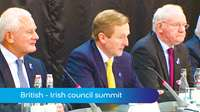 British - Irish council summit