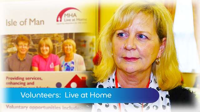 Preview of - Volunteers: Live at Home
