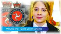 Volunteers: Police youth scheme
