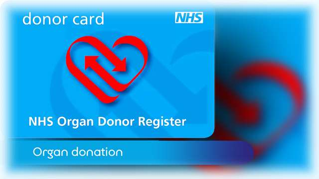 Preview of - Organ donations