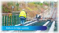 Ballure bridge refurbishment