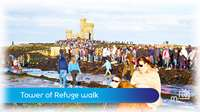 Tower of Refuge walk