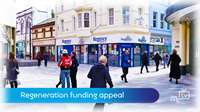 Regeneration funding appeal