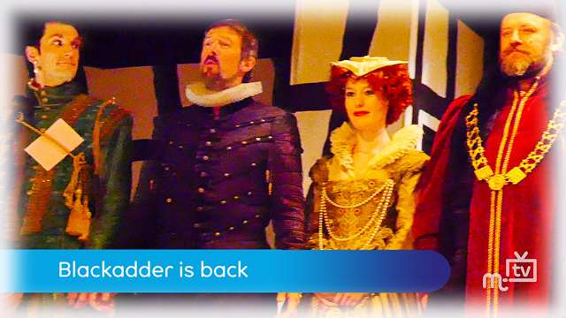 Preview of - Blackadder is back