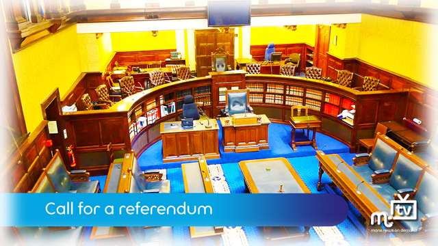 Preview of - Call for a referendum