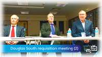 Douglas South requisition meeting (2)