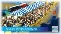 10 years for Manx Charity Aid