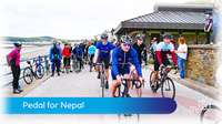 Pedal for Nepal