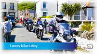 Laxey bikes day