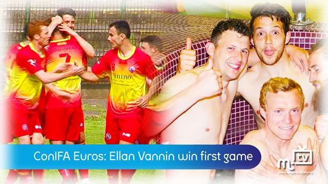 Preview of - ConIFA Euros: Ellan Vannin win first game