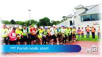 MT Parish Walk start
