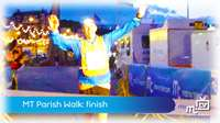 Parish Walk finish