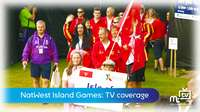 Island Games: TV coverage