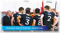 Island Games: mens volleyball vs Saaremaa