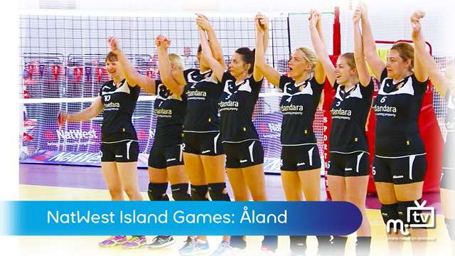 Preview of - Island Games: ladies volleyball