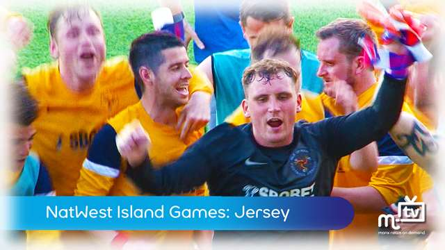 Preview of - Island Games: mens football vs Jersey