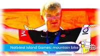 Island Games: Nick Corlett