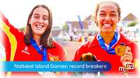 Island Games: record breakers
