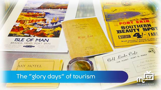 "Preview of - The ""glory days"" of tourism"