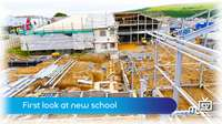 First look at new school