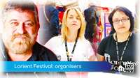 Interceltique Lorient: organisers