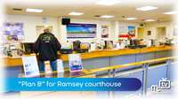 """Plan B"" for Ramsey courthouse"