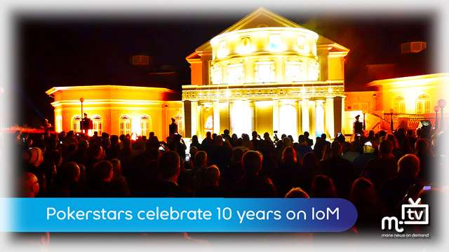 Preview of - Pokerstars celebrate 10 years on Island