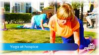 Yoga at hospice