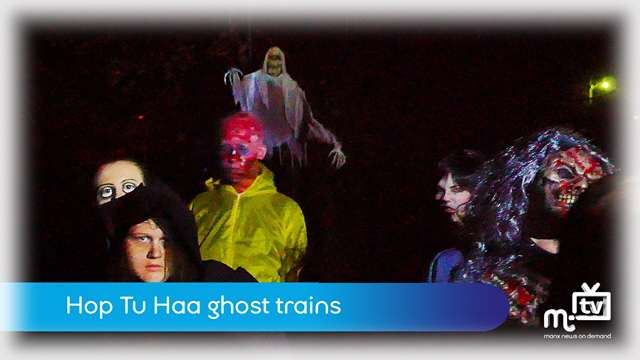 Preview of - Laxey ghost trains