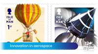 Aerospace stamps