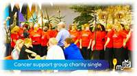 Cancer support group charity single