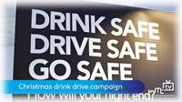 Christmas drink drive campaign
