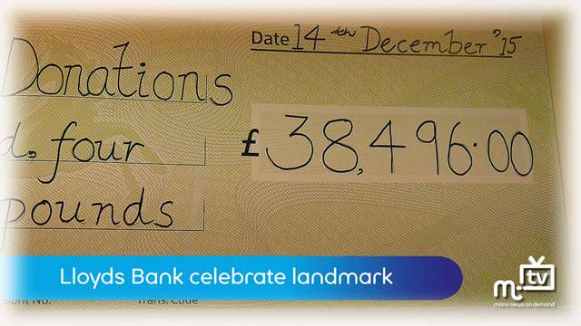 Preview of - Bank celebrate landmark year