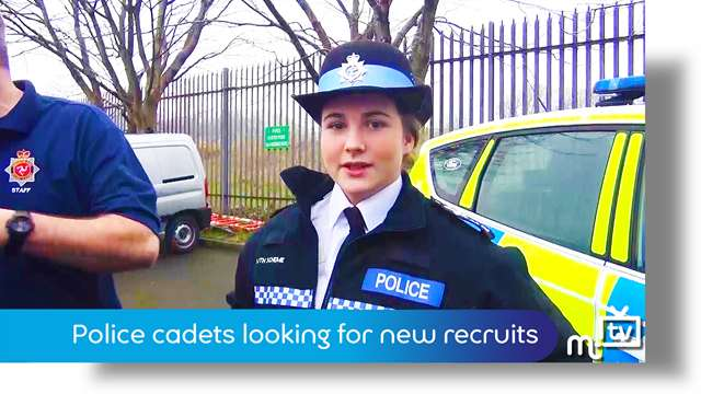 Preview of - Police cadets looking for new recruits