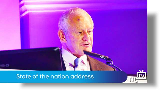 Preview of - Manx state of the nation address