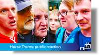 Horse Trams: public reaction