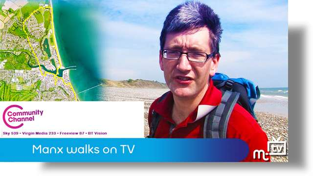 Preview of - Manx walks on TV