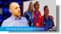 Island Games: 500 days to go