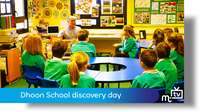 Dhoon School discovery day