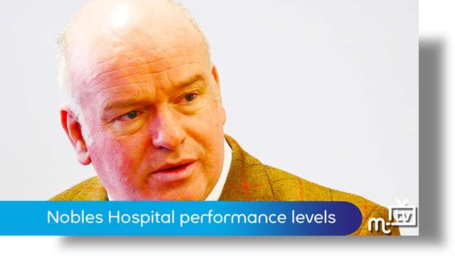 Preview of - Nobles Hospital performance levels