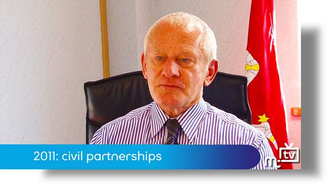 Preview of - Civil partnerships: 2011