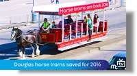Horse trams: latest part one