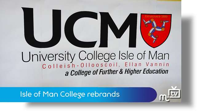 Preview of - IoM College gets rebranded