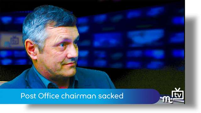 Preview of - Post Office chairman sacked