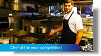 Chef of the year competition