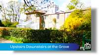 Upstairs Downstairs at the Grove