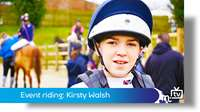 Arena eventing: Kirsty Walsh