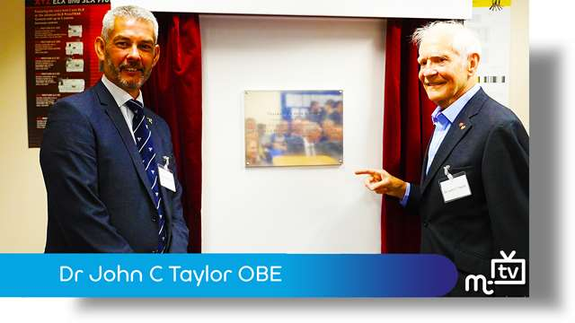 Preview of - Dr John C Taylor OBE