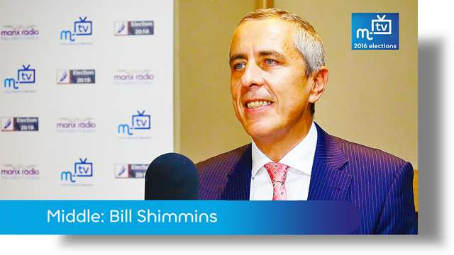 Preview of - Elections 2016: Middle: Bill Shimmins