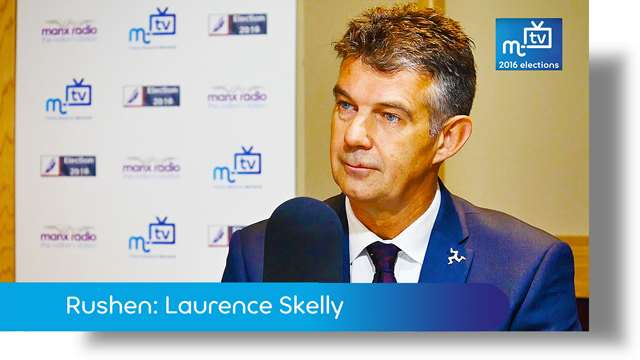 Preview of - Election 2016: Rushen: Laurence Skelly